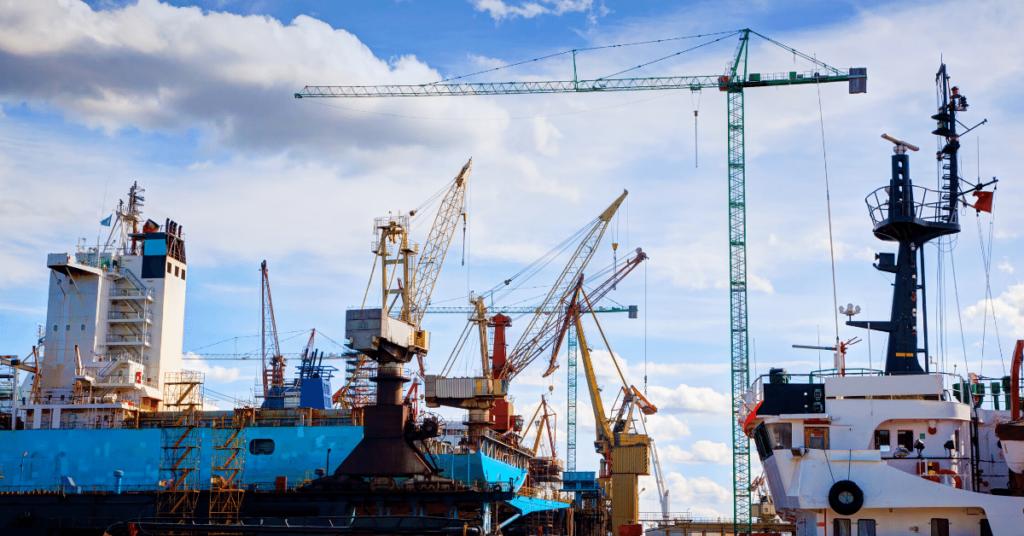 ship repair hiring